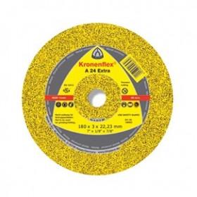 "Disco de corte 180x3x22,23 A24 EXTRA 7"" - KLINGSPOR"