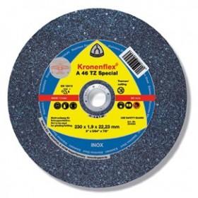 Disco de corte 230X1,9X22,23 -  A46TZ Special  - Klingspor